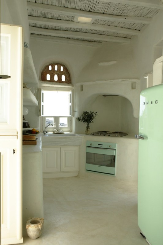 House of Turquoise appliances