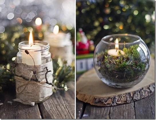 Luluto Birch Candles