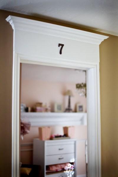 Tidbits from the Tremaynes door frames