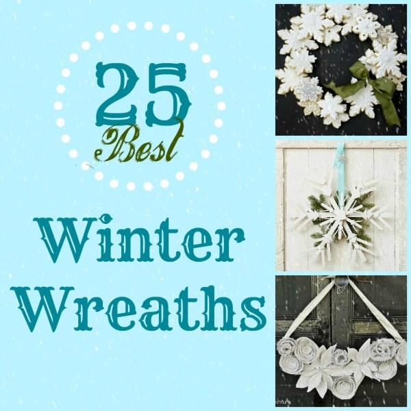 Winter Wreath Pinterest Pic