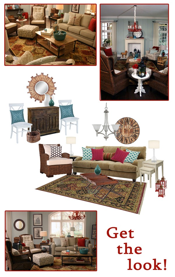 beach themed living room get the look