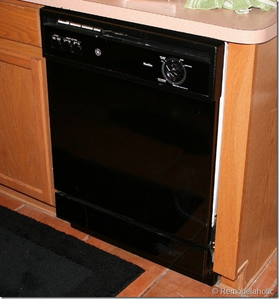 installing new dishwasher (560x600)