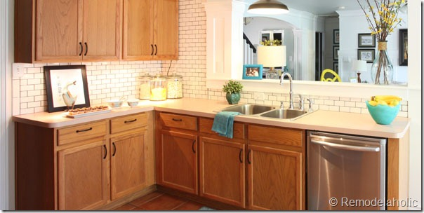 white subway tile backsplash feature image