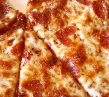 Valentine Pizza Dinner!