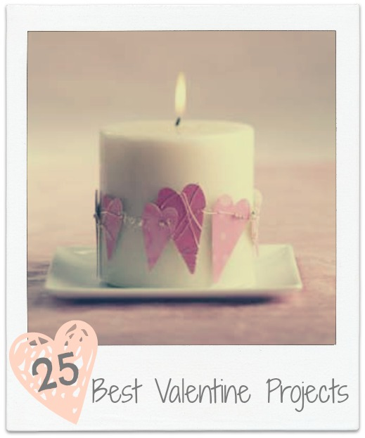 25 Valentines Decorations: 25 Valentines Crafts And Decor Ideas