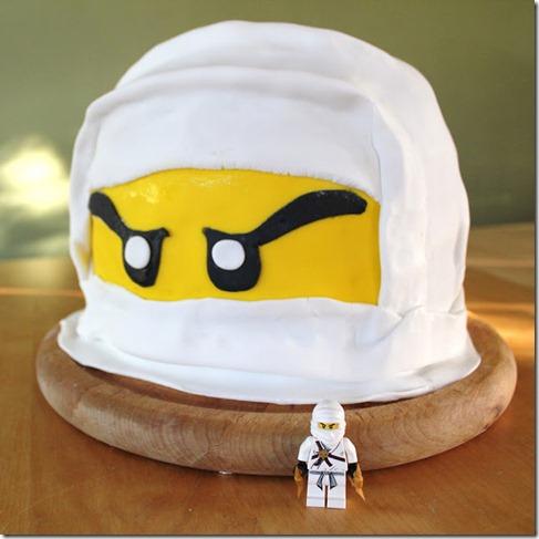 Chaos, Kids, Cake ninjago cake