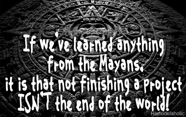 Funny Mayan Calendar Joke