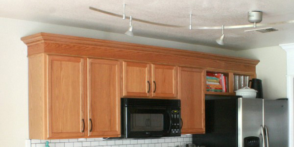 Without Painting Cabinets: Update Builder Grade Cabinets Fast Without Painting