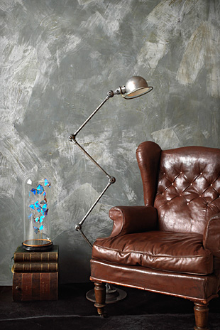 Porters Paints liquid zinc walls
