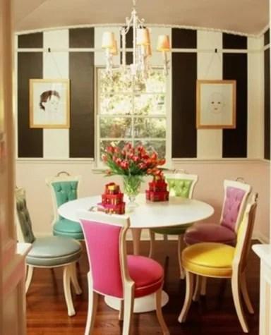 Scandinavian Chic tulip dining table
