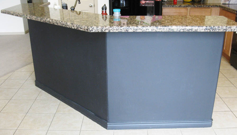 Remodelaholic Fabulous Kitchen Island Makeover Part One