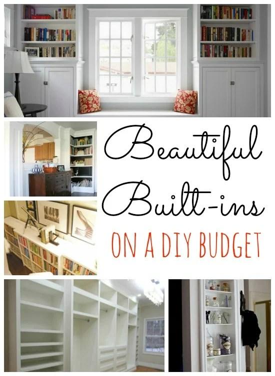 Built Ins Pinterest Pic