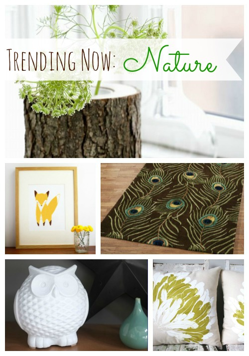 Nature Trend Pin Pic