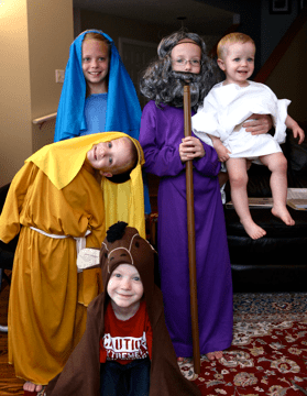 Our Family Blog palm sunday