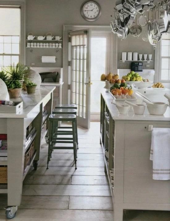 Pinterest gray farmhouse kitchen