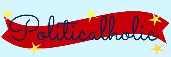 Politicalholic Banner