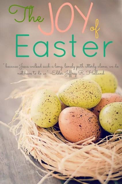 Sweet November Easter Printable