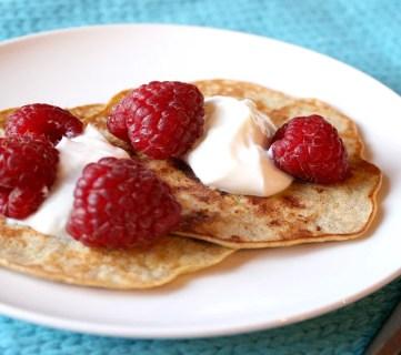 Banana crepes recipe banana pancakes healthy breakfast