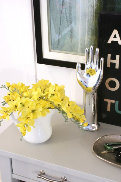 Build a Swedish clock tutorial Yellow Swedish clock national painting week (8)