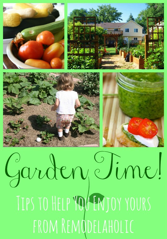 Gardening Ideas for your whole family!