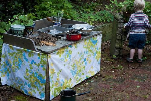 Mama Liberated mudpie kitchen