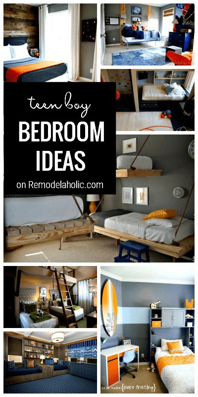 25 Great Bedrooms For Teen Boys