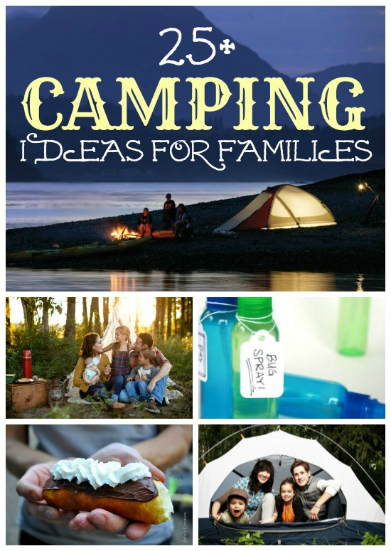 Remodelaholic's Camping Ideas for Families