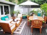 Remodelaholic   Top Ten Outdoor Patios for Summer and Link ...