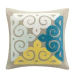 echo-design-Scarf-Paisley-Square-Pillow