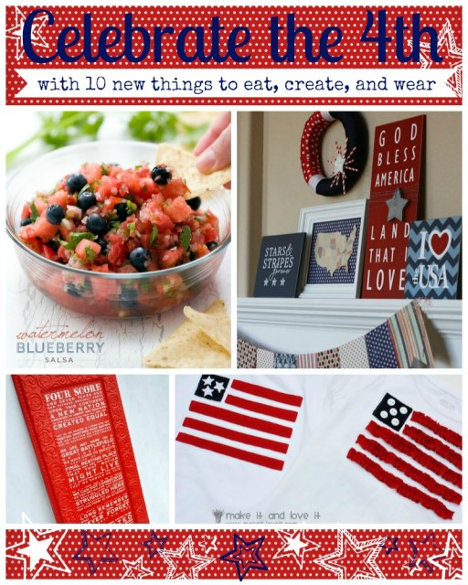 10 new 4th of July ideas to eat, create, and wear