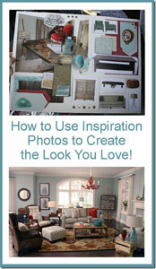 Get This Look - how to use inspiration photos to create a room you love