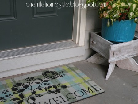 7-26 welcome updates, One Mile Home Style