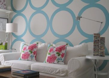 Circle wall feature