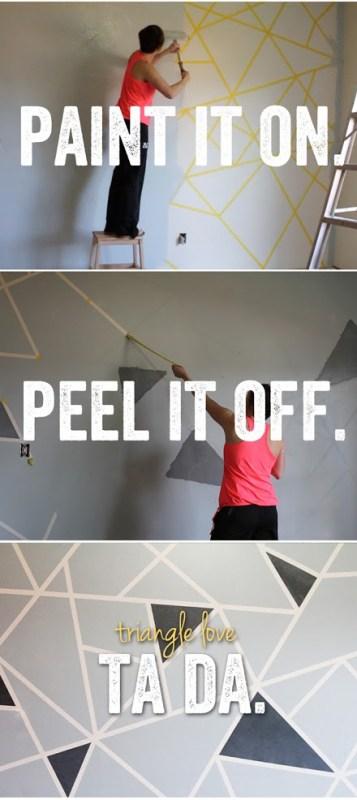 painting wall idea