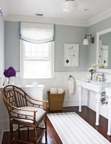 twin vanity bathroom, Traditional Home