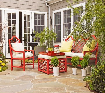 Top Ten Ideas for a Welcoming Porch and Link Party