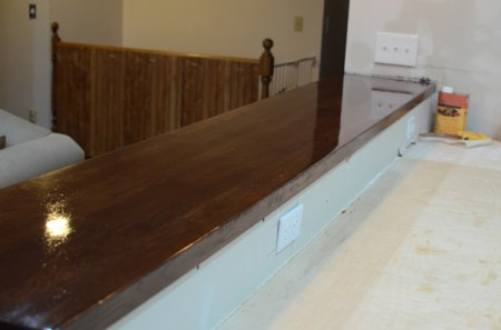 8-23 butcher block countertops, Ramblings from the Burbs
