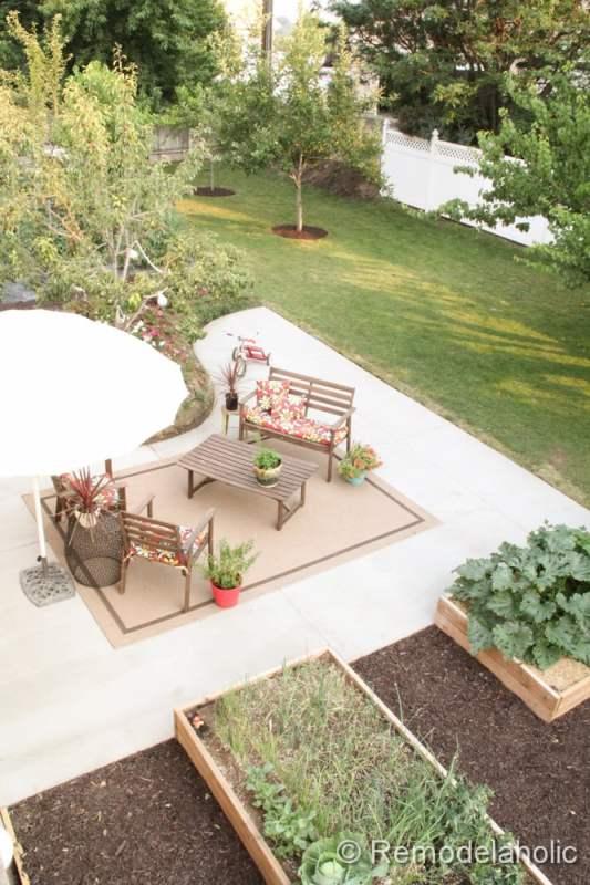 DIY concrete patio part two-34-2
