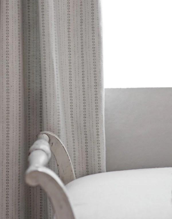 Curtains, Art Deco Apartment in the El Dorado NYC | Design by Design Development NYC | Photography by Trevor Tondro | featured at Remodelaholic.com #artdeco #design #decor #nyc