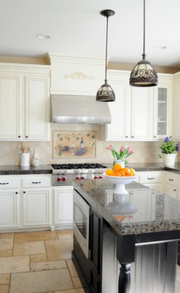 best kitchen remodel ideas -- transform kitchen cabinets with molding, My Uncommon Slice of Suburbia on Remodelaholic