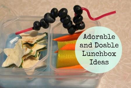 cute school lunch ideas, Lille Punkin