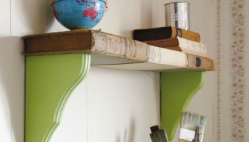 remodelaholic 30 tutorials for diy shelving ideas