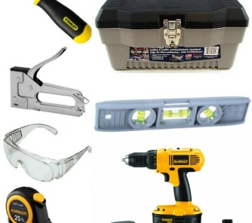 10 Tools For Every New DIYer via Tipsaholic.com