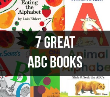 7 Great and Classic ABC Books for Every Family
