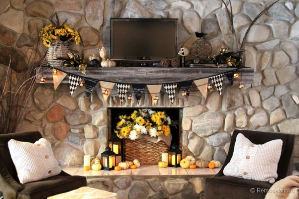 Remodelaholic 25 Halloween Decoration Ideas For A Cute