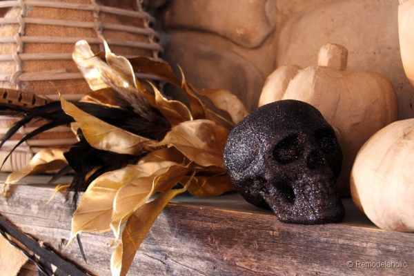 Fall-mantel-and halloween-mantel-decor-ideas-9