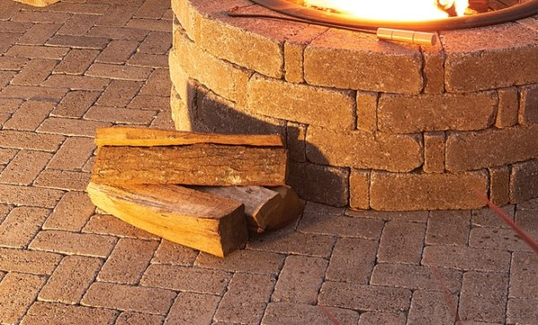 Rumble Stone Fire Pit