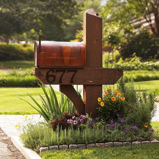 woodwork diy mailbox design pdf