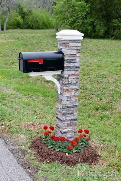 How to Make a Stucco Column