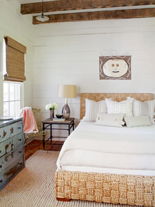 neutral rustic bedroom thumb